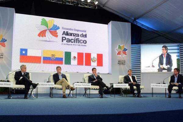 El intercambio comercial peruano con los miembros de la Alianza del Pacífico registró un descenso el año pasado.