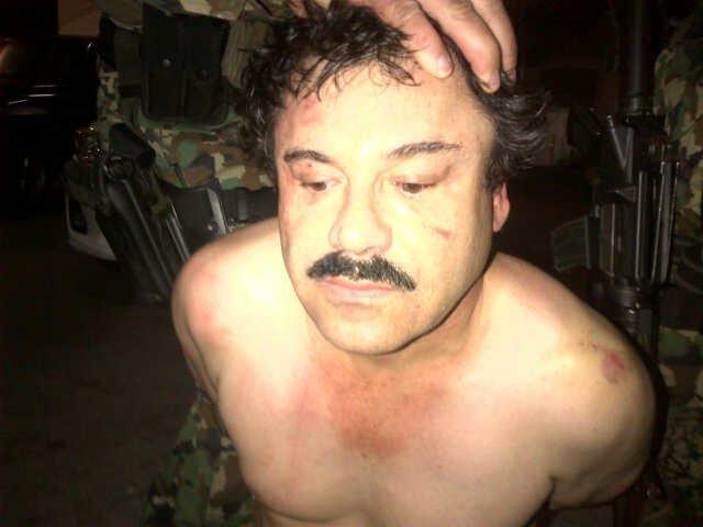 (Foto Televisa) El 'Chapo' Guzmán absuelto de narcotráfico por juez de Toluca