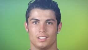 FOTO Banco Espírito Santo / [VIDEO] El rostro de Cristiano Ronaldo en impresionante cambio durante 10 años