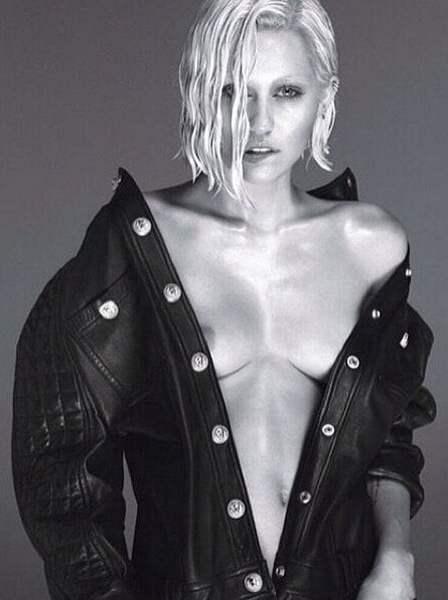 FOTOS W Magazine / Miley Cyrus en sesión hot y con nuevo look