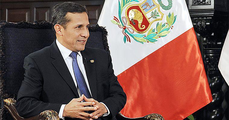 Ollanta Humala será interrogado por la comisión López Meneses del Congreso