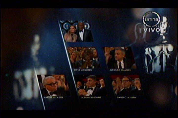 Alfonso Cuarón gana el Oscar a mejor director por 'Gravedad'