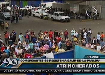 Foto 90 Segundos / La Parada: MML ofrece devolver inversión a comerciantes que desalojen