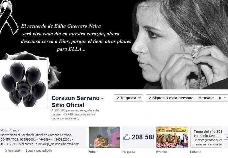 """Corazón Serrano en el cumpleaños de Edita Guerrero: """"Ella está presente"""""""