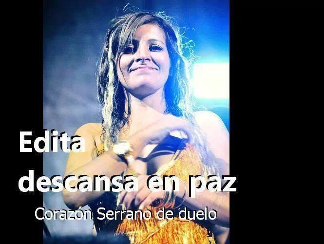 Foto Facebook / Falleció cantante de Corazón Serrano Edita Guerrero
