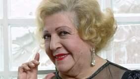 [VIDEO] Falleció Esmeralda Checa, la recordada actriz cómica de Risas y Salsa