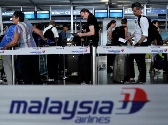 Foto www.themalaysianinsider.com   / No descartan atentado terrorista contra avión de Malaysia Airlines