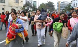 Foto El Peruano / Hoy es el Día Internacional de la Mujer y aquí algunas cifras para reflexionar