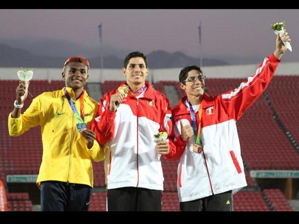 Los hermanos Mc Farlane subieron nuevamente al podio de una competencia internacional.