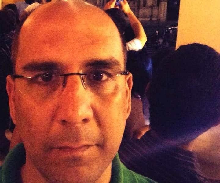 Foto facebook / Pablo Secada queda fuera de carrera a la alcaldía de Lima