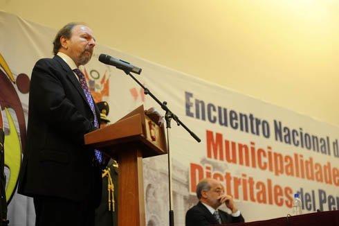 """Foto Congreso / Lerner sobre convulsión en Venezuela: """"Perú también tiene sus muertos y nadie dice nada"""""""