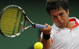 Beretta cayó ante el mexicano Reyes-Varela y Perú quedó eliminado de la Copa Davis.