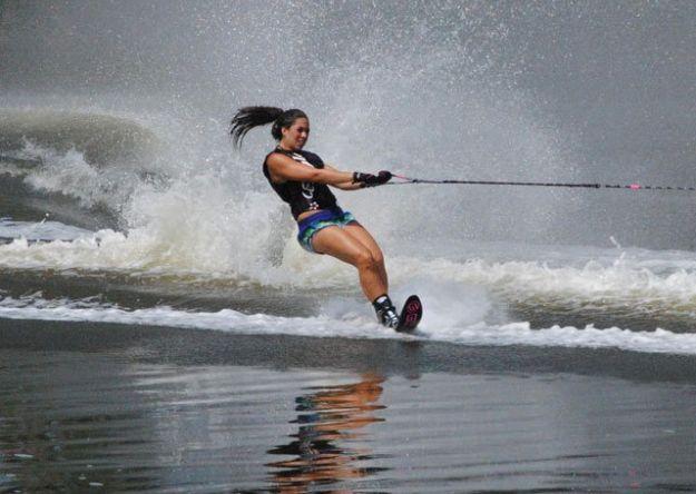 La Laguna del Club Bujama en Lima será escenario del Mundial Juvenil de Esquí Acuático 2015.