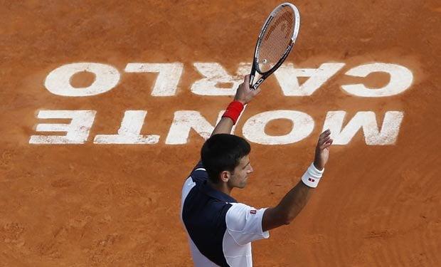 Iniciando su defensa en Monte Carlo, Djokovic no tuvo rival y avanzó a la siguiente fase.