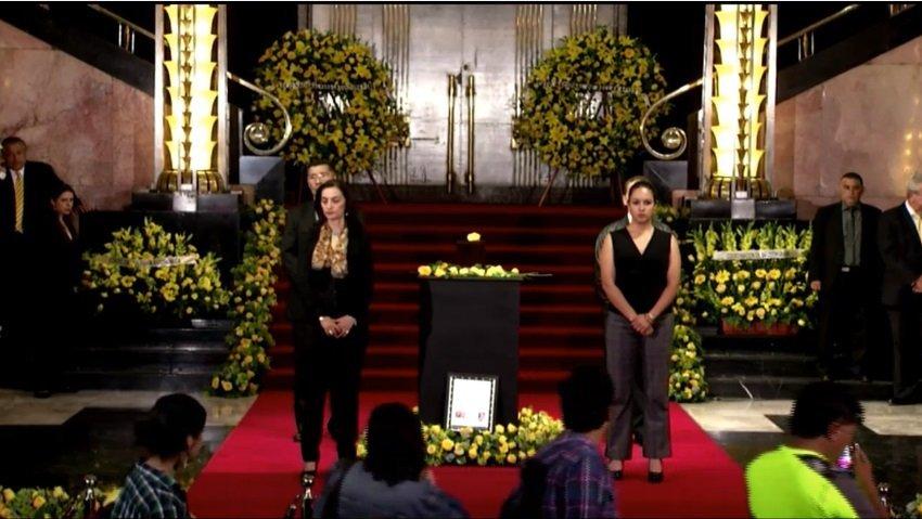 EN VIVO: Gabriel García Márquez recibe homenaje póstumo en México
