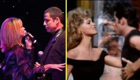 [VIDEO] John Travolta y Olivia Newton-John cantan igualito 35 años después