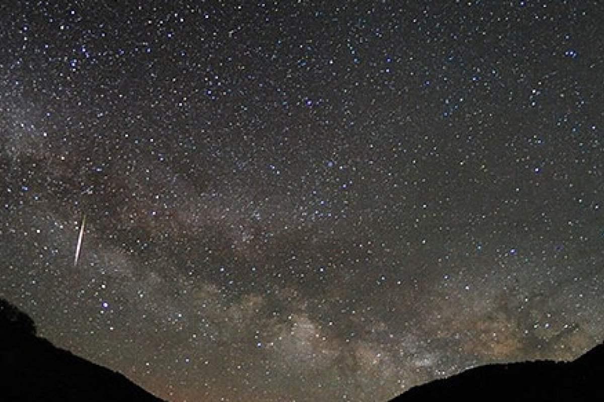 EN VIVO: Lluvia de estrellas 'Líridas' iluminan el cielo esta noche