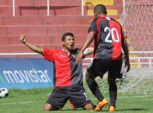 Melgar de Arequipa alcanzó se convirtió en líder absoluto de su grupo en la Copa Inca.