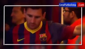 [VIDEO] Lionel Messi vomitó en túnel y antes del duelo contra el Athletic Bilbao