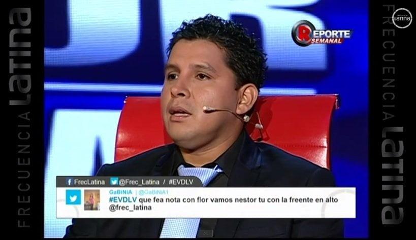 """[VIDEO] Néstor Villanueva en EVDLV: """"Con ADN o no, Adrianito es mi hijo"""""""
