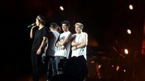 FOTO @amigoperu76 / One Direction: Bomberos atendieron 200 casos de asfixia en concierto