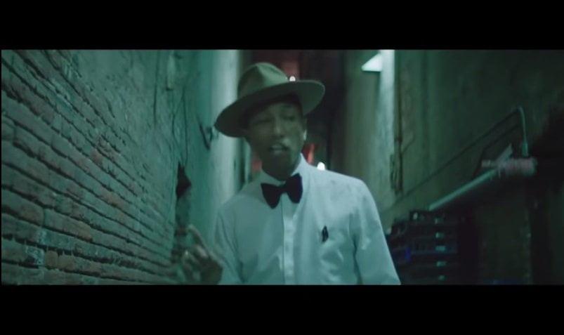 [VIDEO] El videoclip 'Happy' de Pharrel Williams pero sin su música