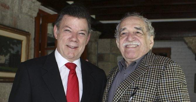 Foto lavoztx.com / Muerte de García Márquez: Colombia decreta tres días de luto nacional