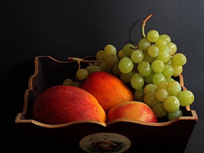 Gracias a los mangos y uvas se exportó más frutas que vegetales en el primer bimestre del año.