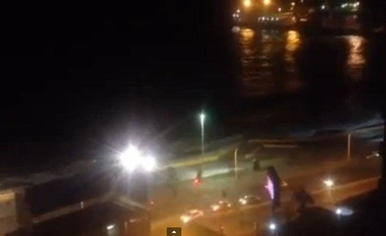 [VIDEO] Terremoto en Chile. Así se activaron las alarmas de tsunami