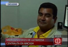 [VIDEO] Así celebraba César Álvarez en la famosa Centralita
