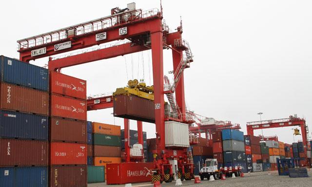 La balanza comercial mantuvo su desaceleración durante el primer trimestre del 2014.