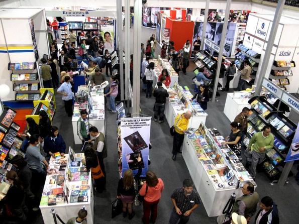 Una delegación de 25 empresas del rubro editorial se reunirá con 250 empresas colombianas en la Feria del Libro de Bogotá.