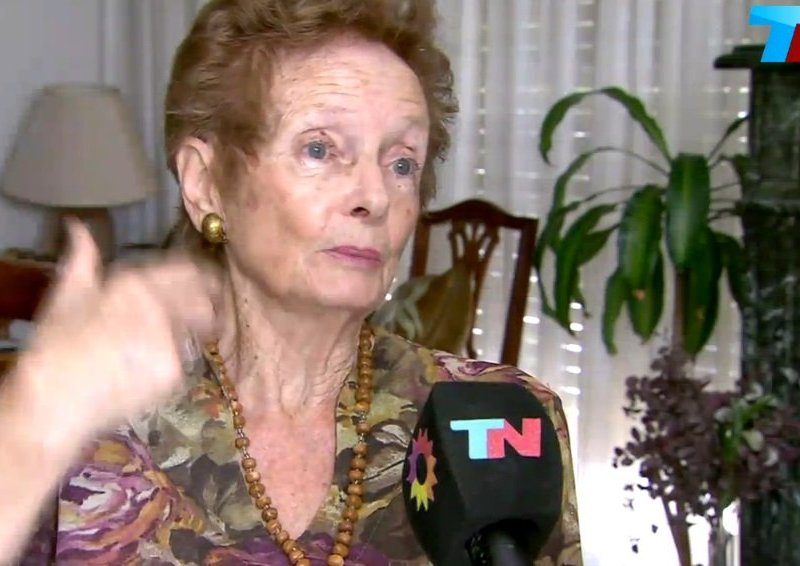 """[VIDEO] Madre de Gustavo Cerati: """"Mi hijo me aprieta la mano y se emociona"""""""