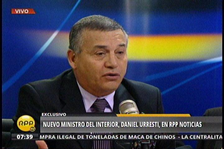 Daniel Urresti: