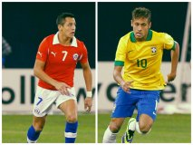 Sigue en vivo, Brasil vs Chile por los octavos de final del Mundial 2014
