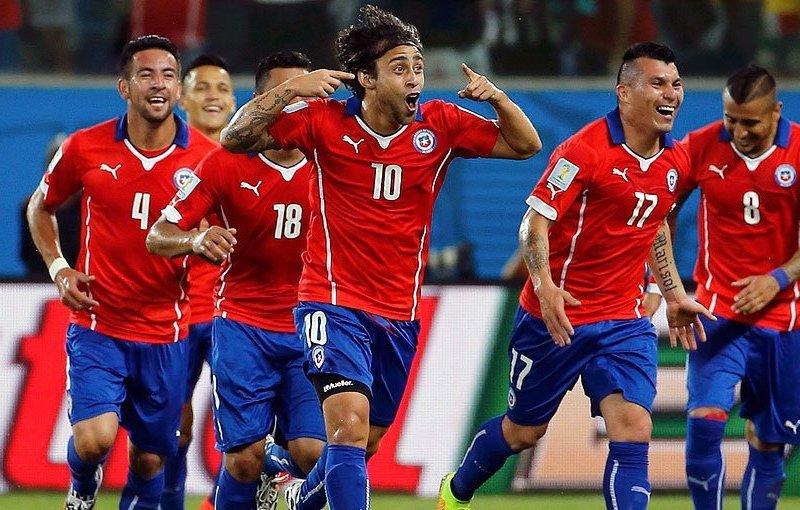 La selección chilena se alzó con el triunfo aunque su performance no fue de las mejores.
