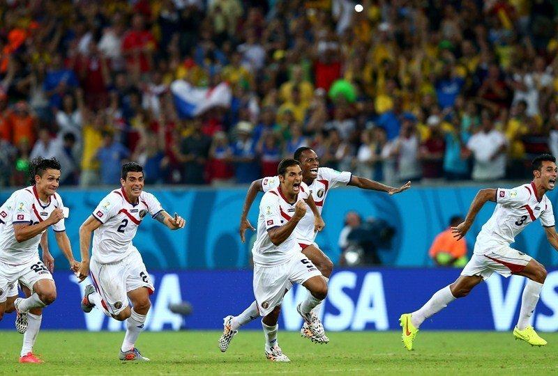 SIGUE HACIENDO HISTORIA. Por primera vez, Costa Rica clasificó a los cuartos de final de  un mundial FIFA.