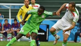 Irán y Nigeria no se hicieron daño.