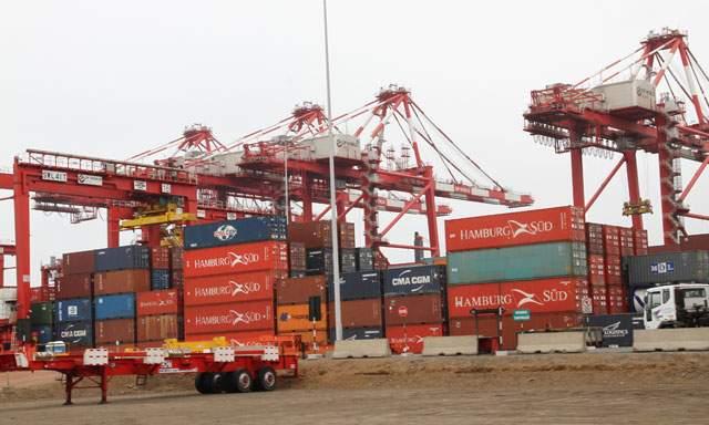 El mercado español disminuyó sus adquisiciones por productos peruanos debido a su crisis financiera.