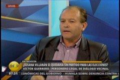 Diálogo Vecinal da ultimátum a Susana Villarán y denuncia 'leguleyadas'