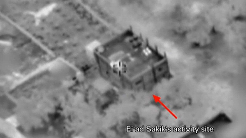 [VIDEO] Impactante bormbardeo israelí a base terrorista de Hamas