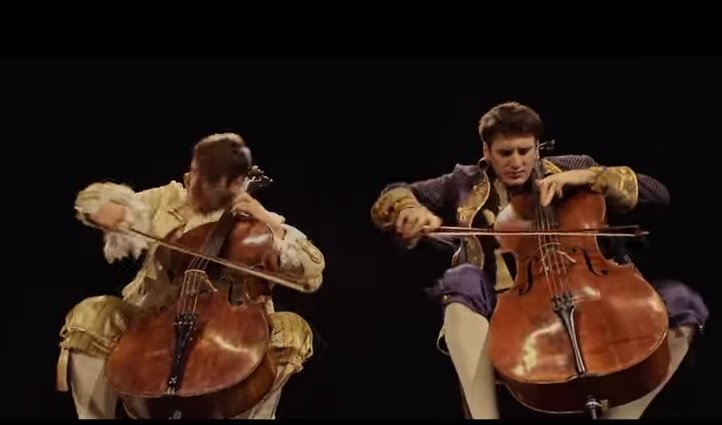 [VIDEO] Impactante: La música AC/DC y Guns 'N Roses en dos violonchelos