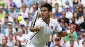 Djokovic hizo respetar su posición en el ranking y avanzó a los cuartos de Wimbledon.