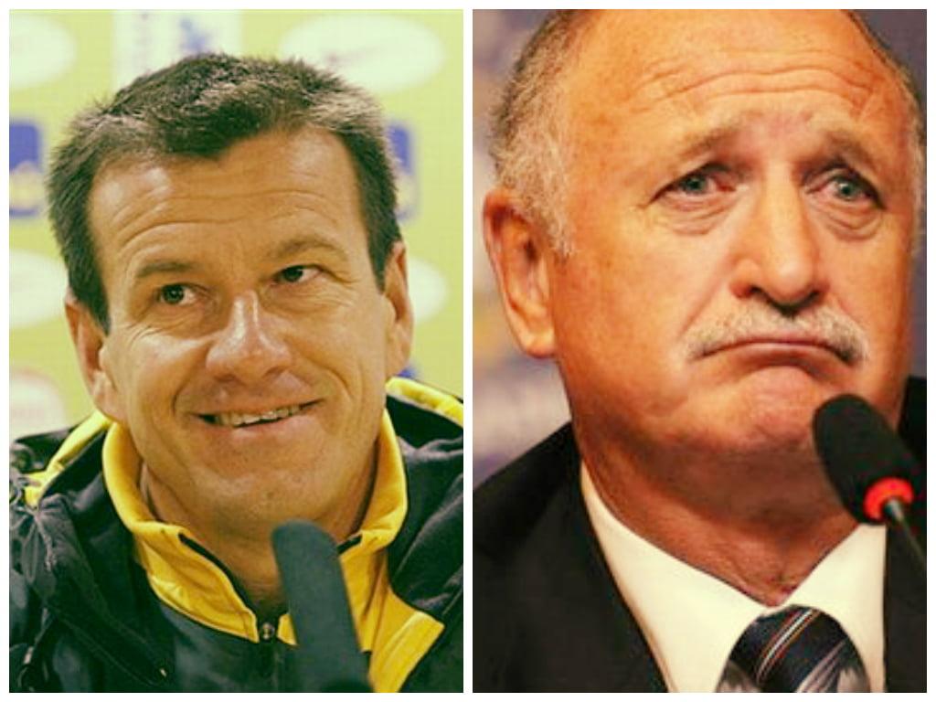 Vocean a Dunga como próximo entrenador del Brasil en reemplazo de Felipao