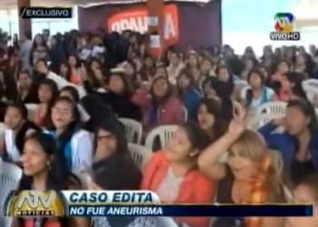 VIDEO ATV / Edita Guerrero no habría muerto de aneurisma sino de infección generalizada
