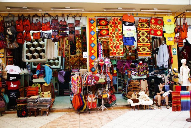 Casi la mitad de las exportaciones de artesanías peruanas se direccionaron hacia Estados Unidos.