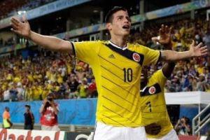 Brasil 2014 / James Rodríguez se erigió como  el goleador del mundial