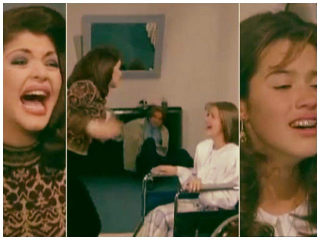 [VIDEO] Maldita Lisiada: Reviven escena Soraya y Alicia tras 20 años