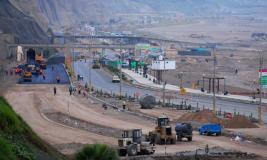 Foto La República / Municipalidad de Lima no detendrá obras en la Costa Verde