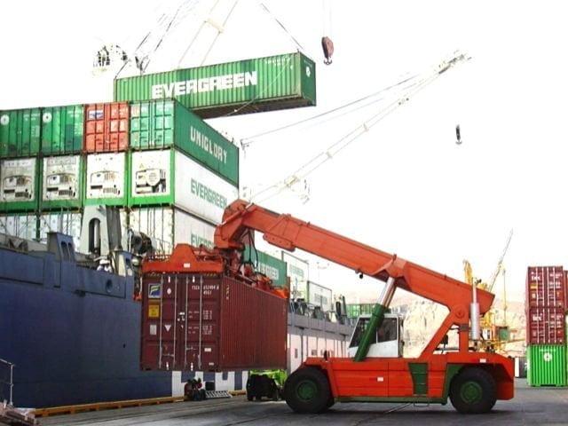 Las exportaciones peruanas siguen reflejando en general números negativos.